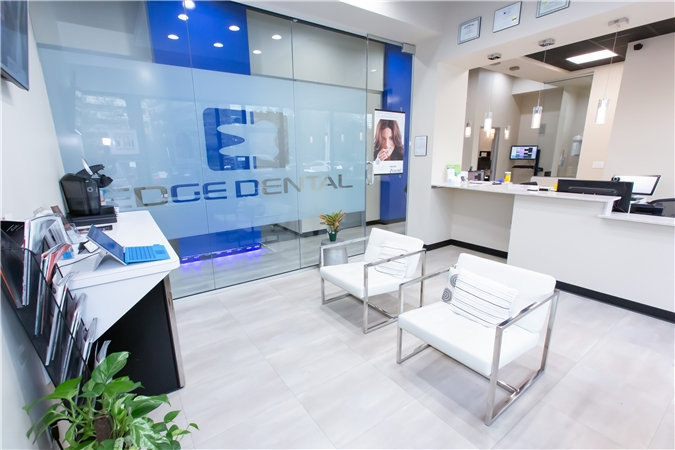 Edge Dental Waiting Room