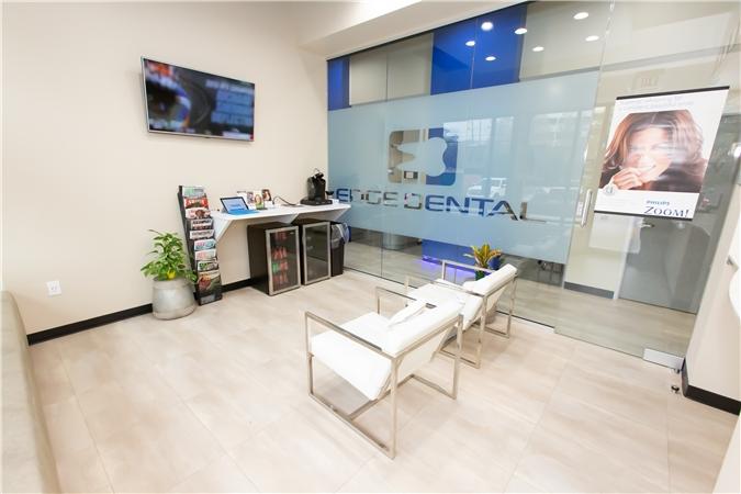 Edge Dental Waiting Room